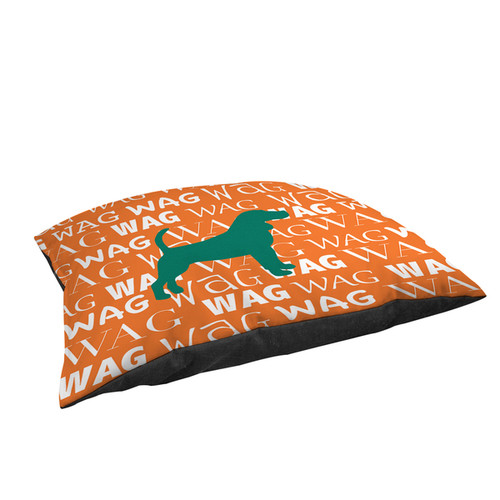 Wag Large Rectangle Pet Bed