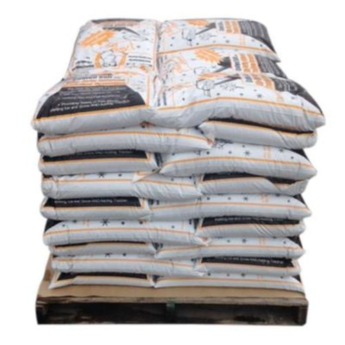 Bare Ground 50 lb. Granular Ice Melt with Infused Traction Additive (45 Bags per Pallet)