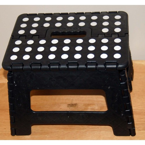 Amazing Step Stool - Black