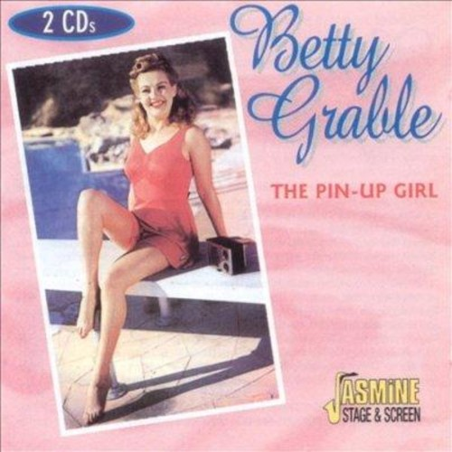 Betty Grable - The Pin-Up Girl