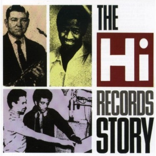 The Hi Records Story [CD]