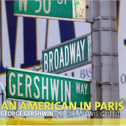 Gershwin: An American in Paris [CD]