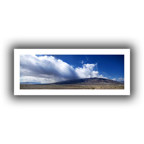 Brushstone Storm in Death Valley Canvas Wall Art