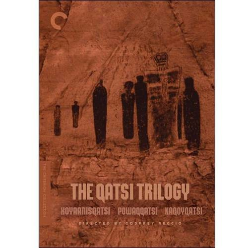 The Qatsi Trilogy [Criterion Collection] [3 Discs] [DVD]