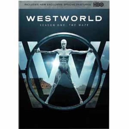 Westworld: Season One: The Maze [DVD]