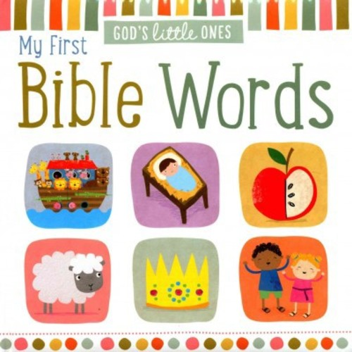 My First Bible Words (Hardcover)