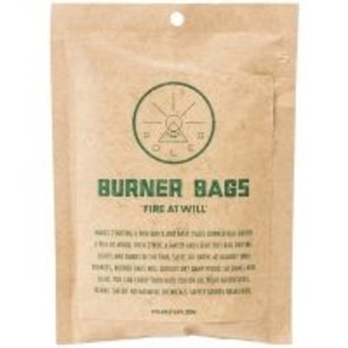 Poler Burner Bag 434008-NCL, Color: Brown, Size: One Size, Available Sizes: One Size, Weight: 0.5,
