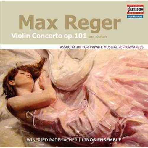 Winfried Rademacher - Reger: Violin Concerto, Op. 101