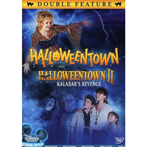Halloweentown / Halloweentown II: Kalabar's Revenge (Double Feature): Debbie Reynolds, Judith Hoag, Kimberly J. Brown, Joey Zimmerman, Phillip Van Dyke, Emily Roeske, Robin Thomas, Duwayne Dunham, Teleplay By Paul Bernbaum And Jon Cooksey & Ali Ma, Story By Paul Bernbaum: Movies & TV