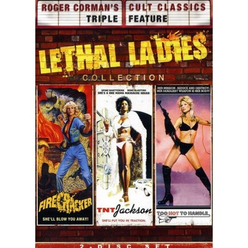 Roger Corman's Cult Classics: Lethal Ladies Collection [2 Discs] [DVD]