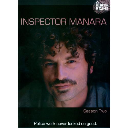 Inspector Manara: Season Two [4 Discs] [DVD]