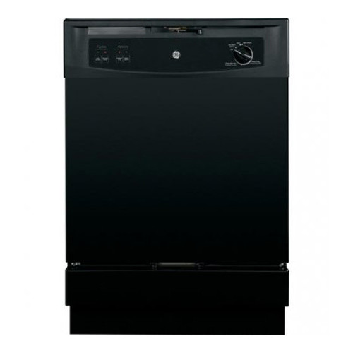 GE Portable Dishwasher - Black