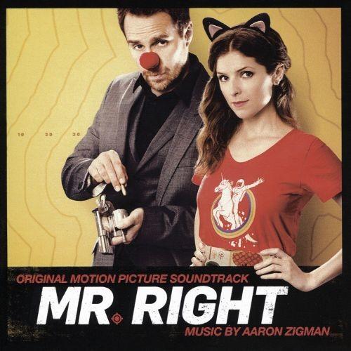Aaron Zigman - Mr. Right (Original Motion Picture Soundtrack) (CD)