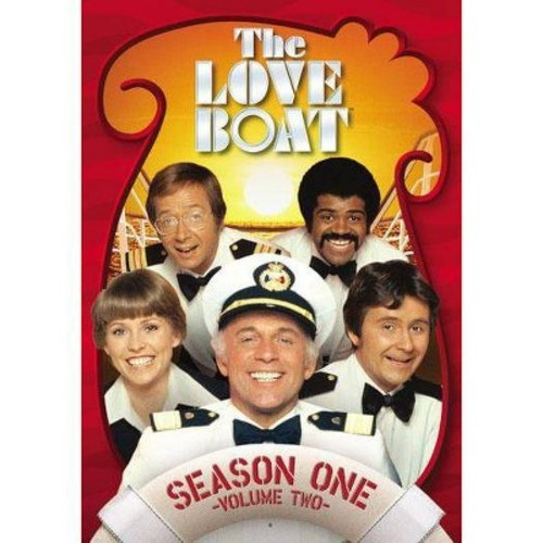 The Love Boat: Season One, Vol. 2 (Full Frame)