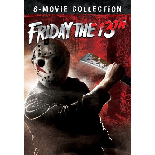 Friday the 13th: The Ultimate Collection [8 Discs] [DVD]