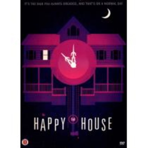 The Happy House [DVD] [2012]