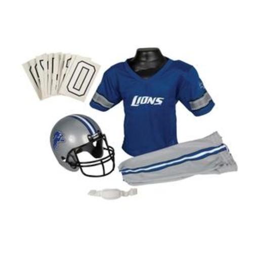 Franklin Sports NFL Lions Uniform Set - Medium