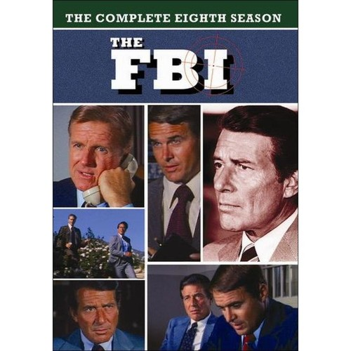 The FBI: The Complete Eighth Season [DVD]