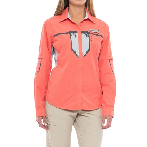 Columbia Sportswear Force 12 Zero Omni-Freeze Shirt - UPF 50, Long Sleeve (For Women)