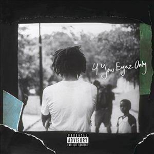 J. Cole - 4 Your Eyez Only [Explicit Content] [Vinyl]