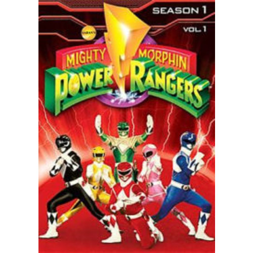 Mighty Morphin Power Rangers: Season One Vol One