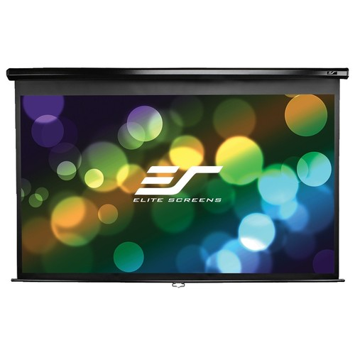 Elite Screens M109UWX Manual Projection Screen (M109UWX) -