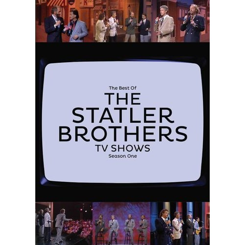 The Statler Brothers Show: The Best of Season One [DVD]