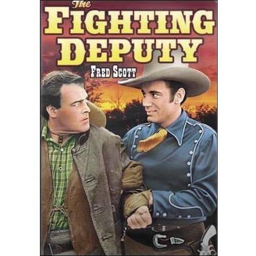 The Fighting Deputy [DVD] [1937]