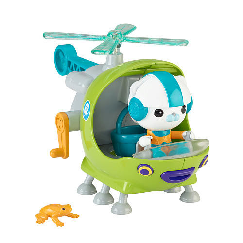 Fisher-Price Octonauts Vehicle - Gup-H With Barnacles