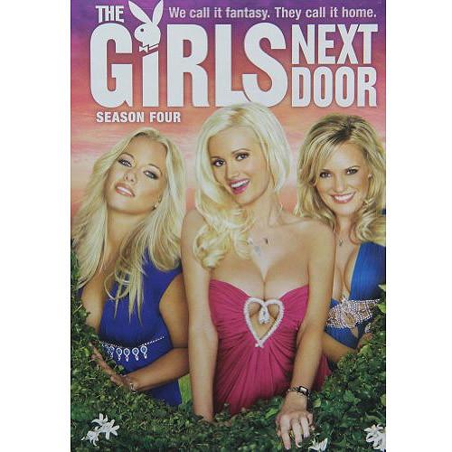 The Girls Next Door: Season Four [2 Discs] [DVD]