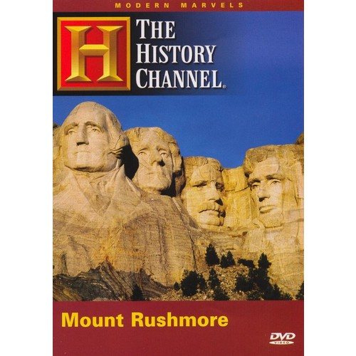 Modern Marvels: Mount Rushmore [DVD]