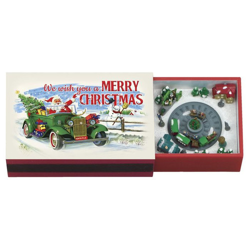 We Wish You a Merry Christmas Matchbox Melodies