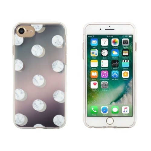End Scene iPhone 8/7/6s/6 Case - Ombre Double Dot