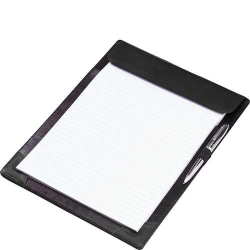 Clava Tuscan Leather Full Size Tablet Holder [Tuscan Black]