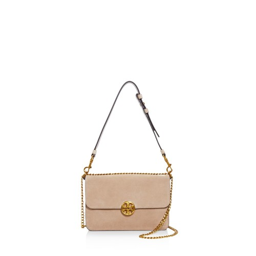 TORY BURCH Chelsea Suede Shoulder Bag