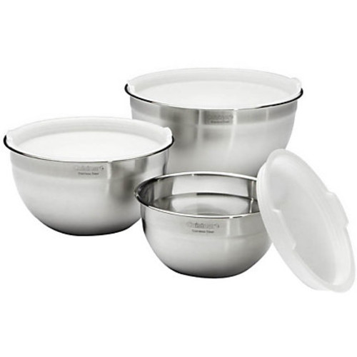 Cuisinart CTG-00-SMB 6-Piece Storage Ware, Silver