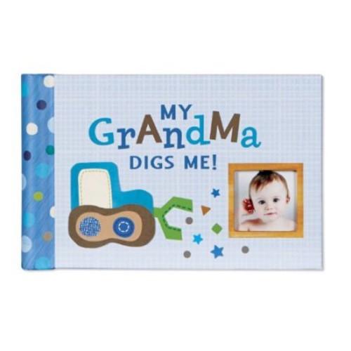 C.R. Gibson Grandmas Brag Book, Boy Oh Boy Multi-Colored