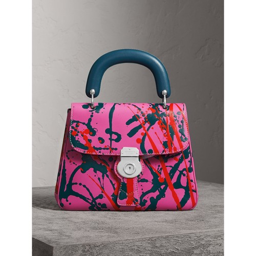 The Medium DK88 Splash Top Handle Bag