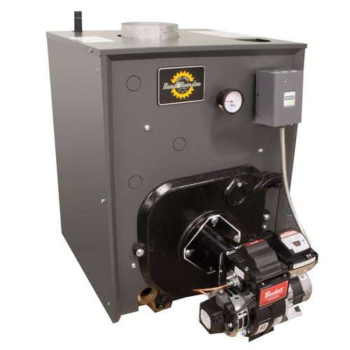 Rand & Reardon RRO Series 84% AFUE Oil Water Boiler without Coil and 131,000-156,000 BTU Output