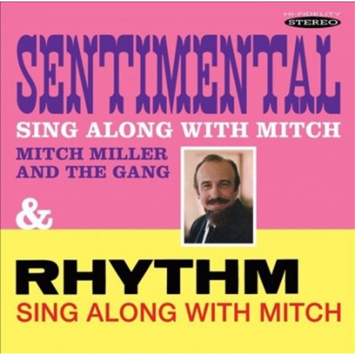 Mitch Miller - Sentimental Sing Along With Mitch/Rhy (CD)