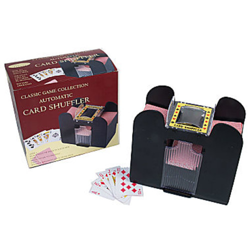 6-Deck Automatic Card Shuffler