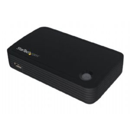 StarTech.com Wireless Presentation System - WiFi to HDMI VGA - 1080p - Wireless video/audio extender (WIFI2HDVGA)