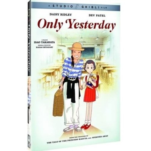 Only Yesterday (DVD)