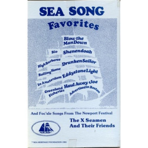 Favorite Sea Songs: Songs From The Ag