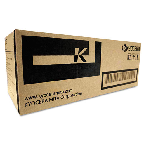 Kyocera TK8709K Toner, 70000 Page-Yield, Black (KYOTK8709K)