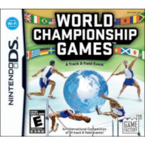World Championship: Track & Field [Pre-Owned]