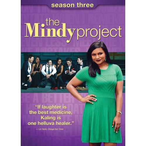 The Mindy Project: Season Three [3 Discs] [DVD]