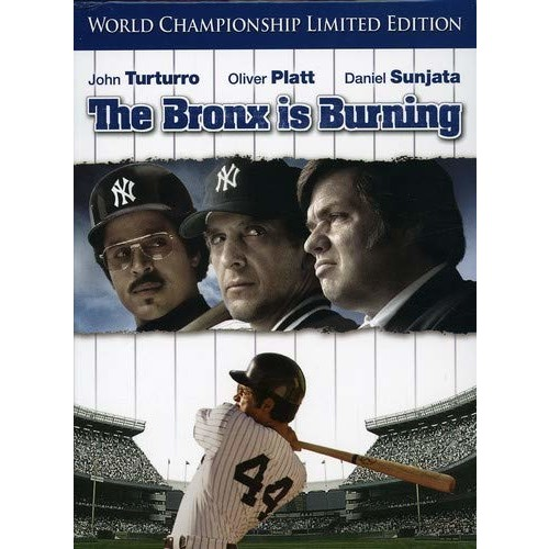 ESPN Films: The Bronx Is Burning DVD