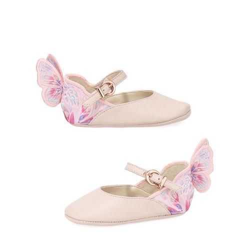 Chiara Butterfly Mini Ballet Flat, Infant