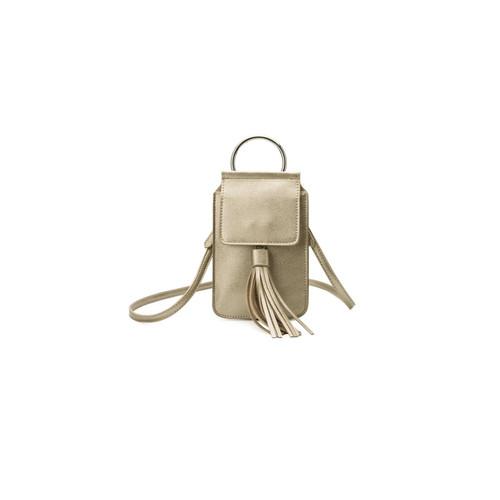 Tassel Cross Body Bag